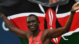 David Rudisha a été nommé Président de la Commission des athlètes à la Confédération africaine