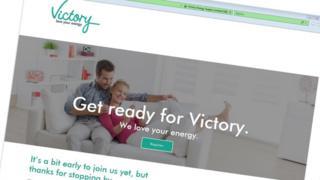 Victory Energy website