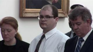 Timothy Ray Jones appears in court