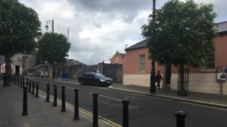 Bishop Street attack