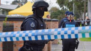 Антитеррористическая операция в Мельбурне