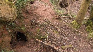 Shimo la sungura lililosababisha kupatikana kwa hekalu la miaka 700 Uingereza