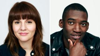 Ruth Madeley and Malachi Kirby