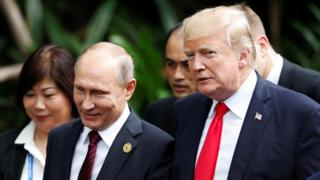 Трампу і Путіну довелося довго чекати нагоди зустрітися і ґрунтовно про все поговорити