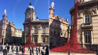 Weeping Window in Hull
