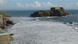 St Catherine's Island