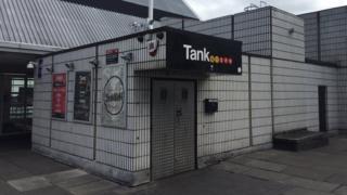 Tank nightclub