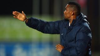 Samuel Eto'o avait intégré Antalyaspor en juin 2015