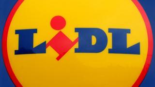 Lidl supermarket logo