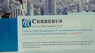 Cerberus website