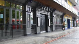 Yates - Above Bar Street