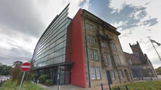 Clackmannanshire Council headquarters