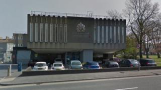 Llanelli Law Courts