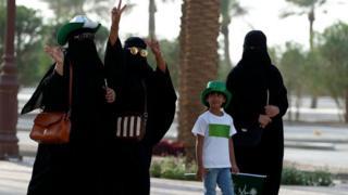 Perempuan Saudi