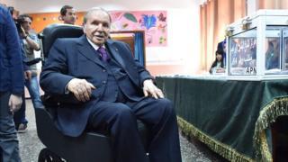 Abdelaziz Bouteflika yaje gutora itariko 04/05/2017