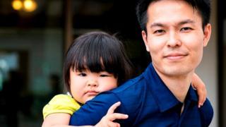 जापान के सुपर डैडी