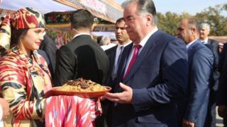 Президент Раҳмон