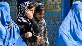 افغان عورتیں