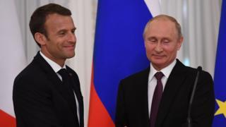 فرانسه و روسیه هر دو از کشورهای طرفدار حفظ برجام هستند