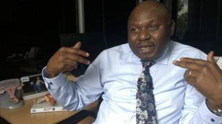 Dr. Westan Kisaa, ekispartii fistulaa