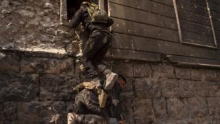 نیروهای عراقی در تلاش برای پایان دادن به مقاومت محدود داعش هستند