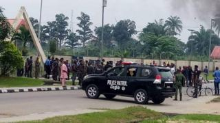 Akwa Ibom Assembly gbege don stop - Police