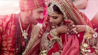 Ranveer Singh da na Deepika Padukone