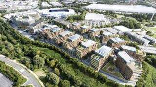 Royal Elm Park plans
