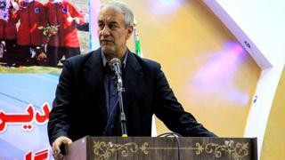 علی کفاشیان نایب رئیس اول فدراسیون فوتبال ایران