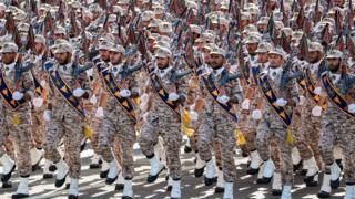 ไออาร์จีซีมีกองกำลังทางเรือและอากาศของตนเอง และควบคุมดูแลอาวุธเชิงยุทธศาสตร์ของอิหร่าน
