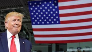 Donald Trump avuga ko integuro y'ukumubogoza iteye isoni