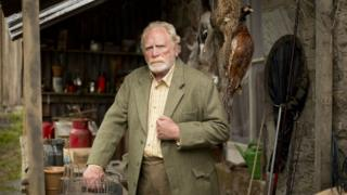 James Cosmo Scottish actor