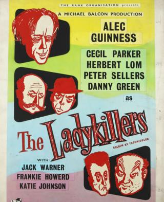 in_pictures The Ladykillers poster