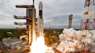 Chandrayaan-2 being launched on 22 July
