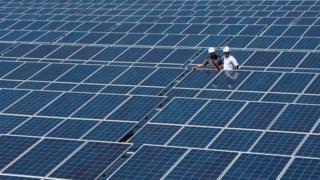 Güneş enerjisi santralı