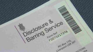 Disclosure and Barring Service