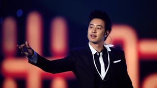 潘玮柏是《中国有嘻哈》评委之一