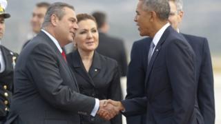 باراک اوباما امیگوید رئیس جمهوری آینده آمریکا به تعهدات این کشور در قبال متحدانش ادامه میدهد