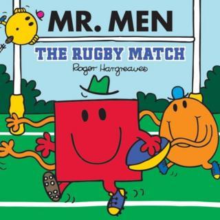 Mr Men front page