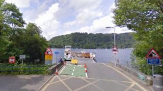Hawkshead Ferry