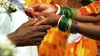 ازدواج در هند