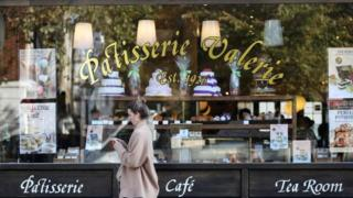 Patisserie Valerie cafe