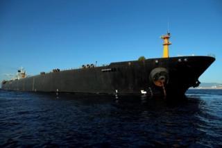 Adrian Darya One 1 adı verilen petrol tankeri
