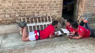 ویدیویی که زندگی کودک سختکوش پرویی را دگرگون کرد