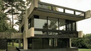 Bernat Klein's studio