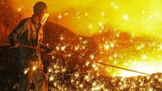 中国钢铁工人