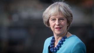 Theresa ameingia madarakani Julai 2016
