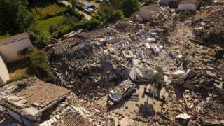 Italie séisme