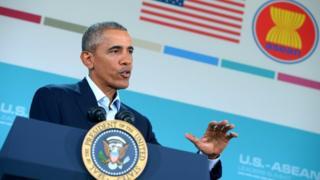 オバマ大統領は次に何がされるべきか憲法にはっきり書かれていると述べた