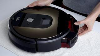 Roomba vacuum
